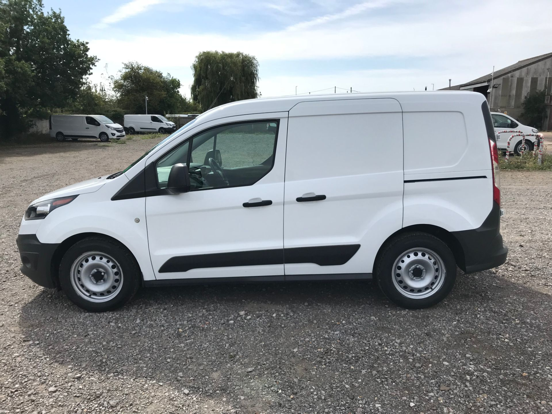 2016 Ford Transit Connect 1.5 Tdci 75Ps Van (FG66RLX) Image 7