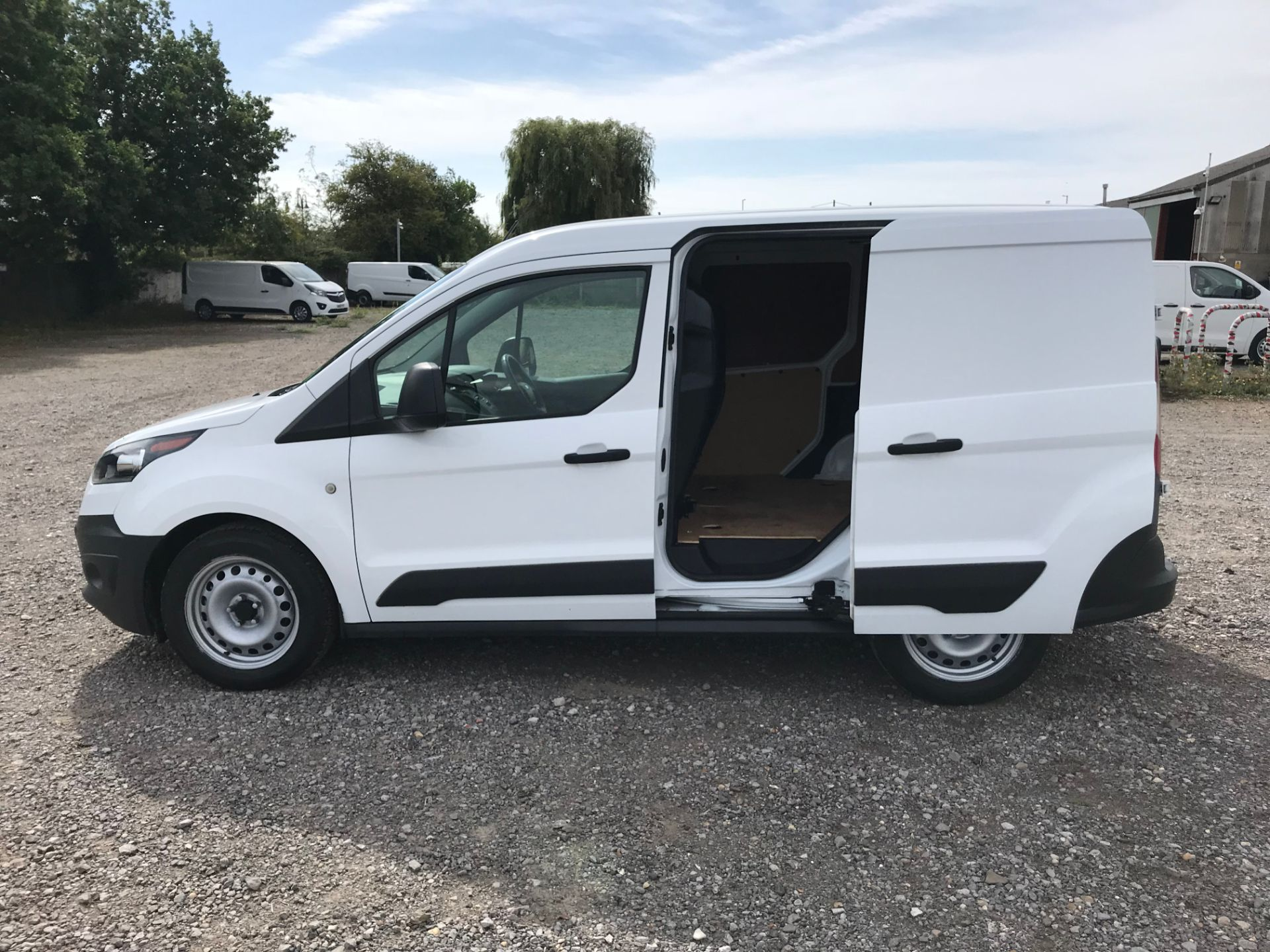 2016 Ford Transit Connect 1.5 Tdci 75Ps Van (FG66RLX) Image 8