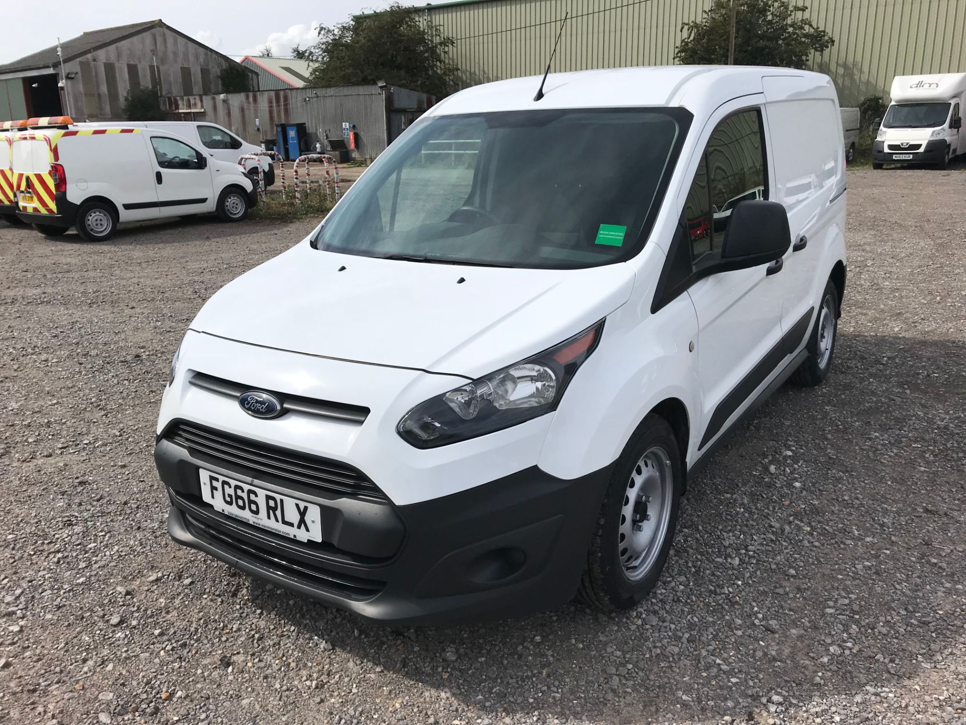 2016 Ford Transit Connect 1.5 Tdci 75Ps Van (FG66RLX) Image 3