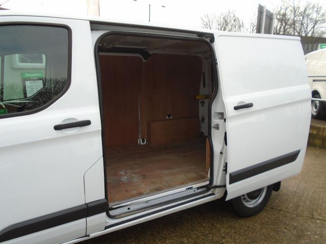 2016 Ford Transit Custom 2.2 Tdci 100Ps Low Roof Van (FG66RMY) Image 7