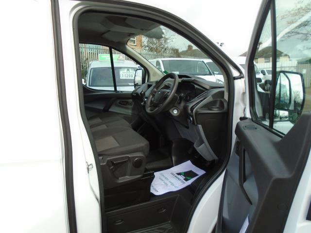 2016 Ford Transit Custom 2.2 Tdci 100Ps Low Roof Van (FG66RMY) Image 10