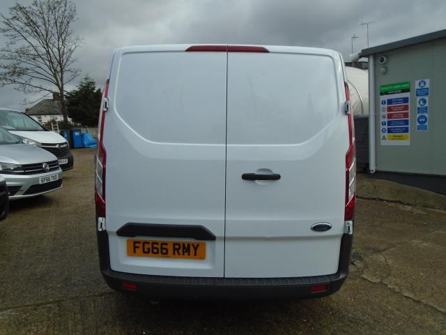 2016 Ford Transit Custom 2.2 Tdci 100Ps Low Roof Van (FG66RMY) Image 5