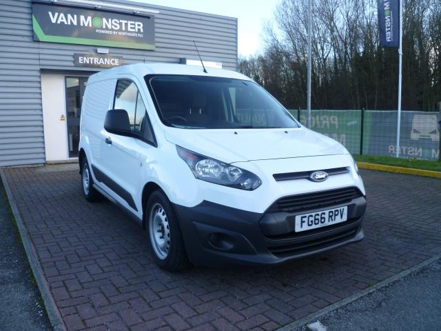 2016 Ford Transit Connect T220 L1 H1 75ps (FG66RPV)