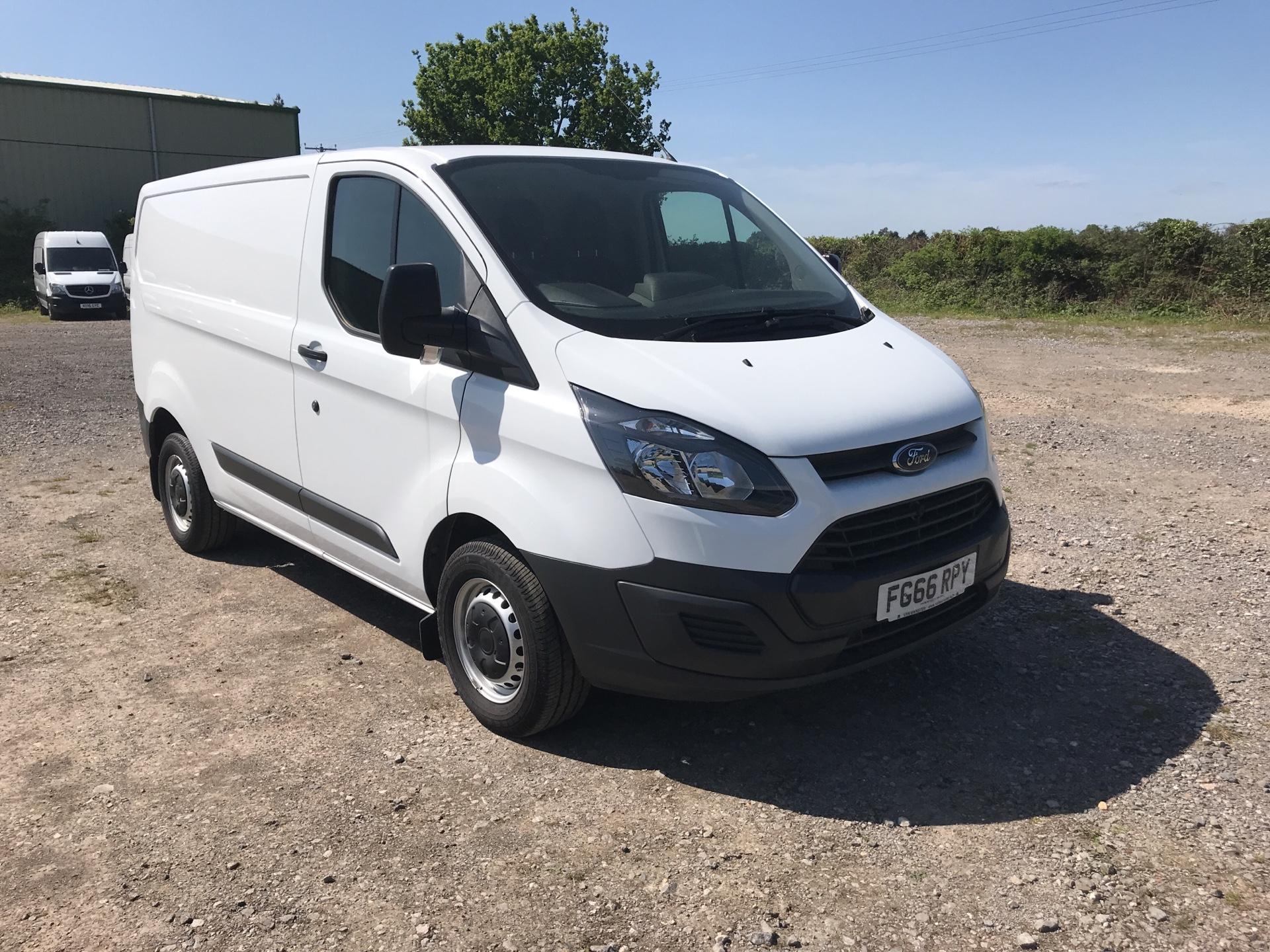 2016 Ford Transit Custom 2.2 Tdci 100Ps Low Roof Van (FG66RPY)