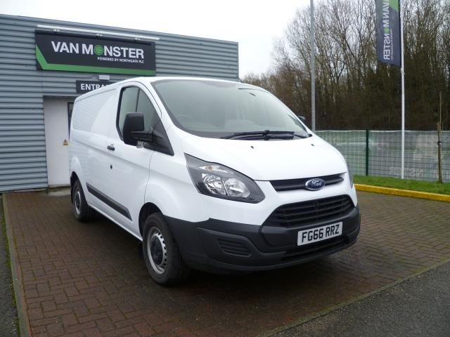 2016 Ford Transit Custom 2.2 Tdci 100Ps Low Roof Van (FG66RRZ)