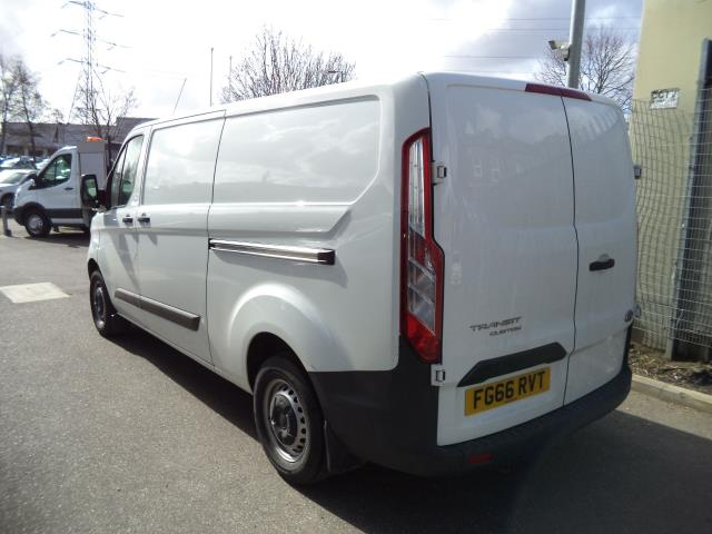 2016 Ford Transit Custom L2 H1 T290 DIESEL FWD 2.2 TDCI 100PS LOW ROOF EURO 5 (FG66RVT) Thumbnail 6
