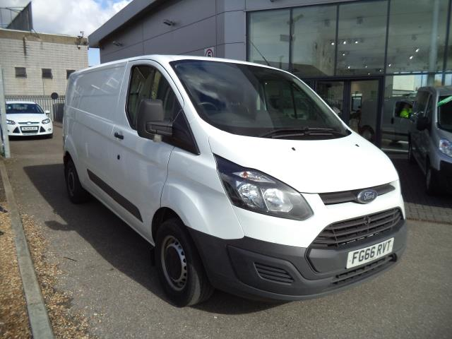 2016 Ford Transit Custom  290 L2 DIESEL FWD 2.2 TDCI 100PS LOW ROOF EURO 5 (FG66RVT)