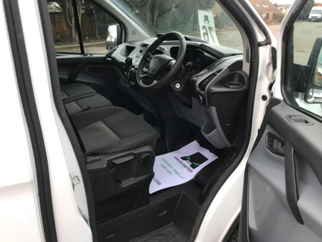 2016 Ford Transit Custom 2.2 Tdci 100Ps Low Roof Van Euro 5 (FG66RWZ) Image 10