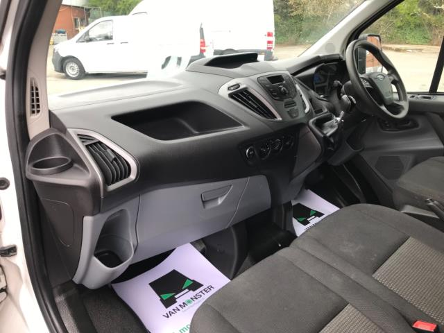 2016 Ford Transit Custom 2.2 Tdci 100Ps Low Roof Van Euro 5 (FG66RWZ) Image 25