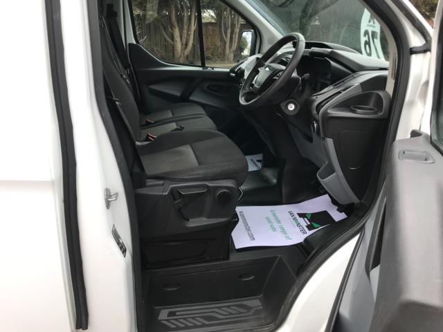 2016 Ford Transit Custom 2.2 Tdci 100Ps Low Roof Van Euro 5 (FG66RWZ) Image 12