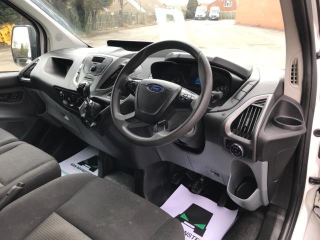 2016 Ford Transit Custom 2.2 Tdci 100Ps Low Roof Van Euro 5 (FG66RWZ) Image 11