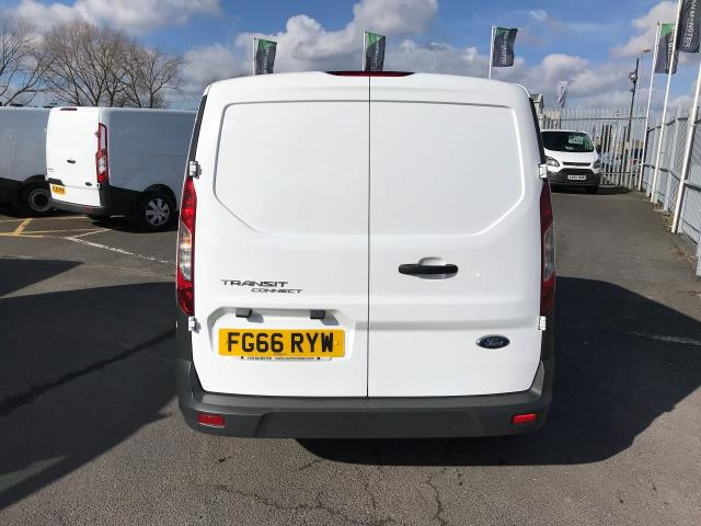2016 Ford Transit Connect  T220 L1 H1 1.5TDCI 75PS EURO 6 (FG66RYW) Image 9
