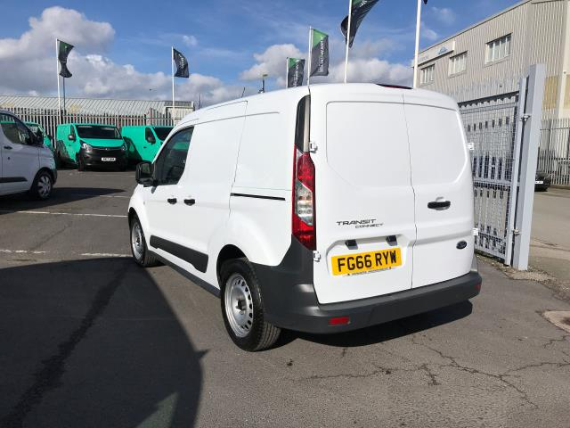 2016 Ford Transit Connect  T220 L1 H1 1.5TDCI 75PS EURO 6 (FG66RYW) Image 10