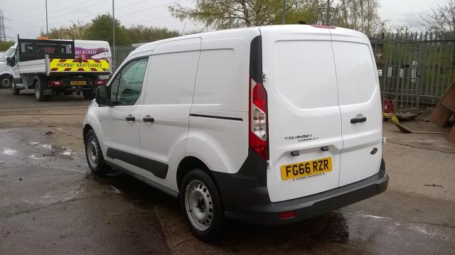 2016 Ford Transit Connect  220 L1 Diesel 1.5 TDCi 75PS Van EURO 6 (FG66RZR) Image 7
