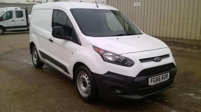 2016 Ford Transit Connect  220 L1 Diesel 1.5 TDCi 75PS Van EURO 6 (FG66RZR)