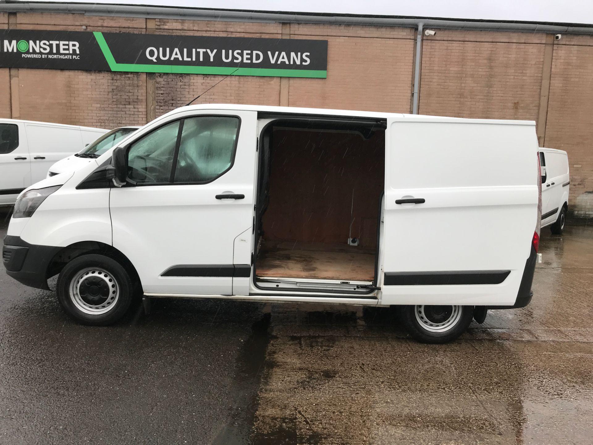 2016 Ford Transit Custom 290 L1 2.0TDCI 100PS LOW ROOF EURO 6 (FG66RZX) Image 18