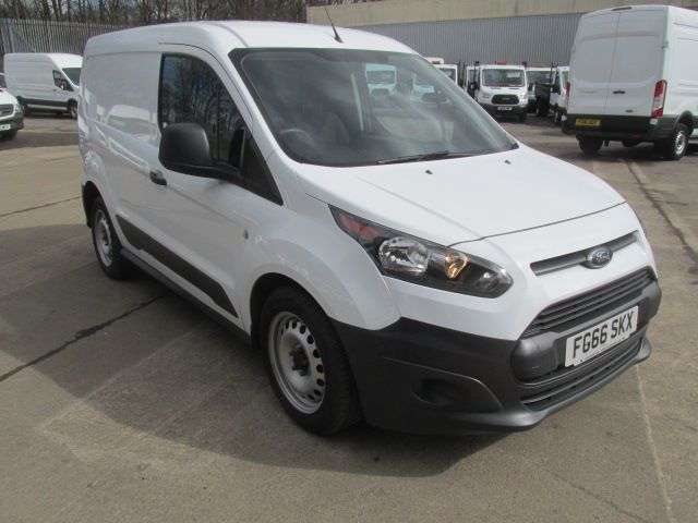 2016 Ford Transit Connect 220 L1 Diesel 1.5 TDCi 75PS Van EURO 6 (FG66SKX)