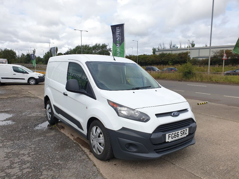 2016 Ford Transit Connect 200 L1 DIESEL 1.5 TDCI 75PS VAN EURO 6