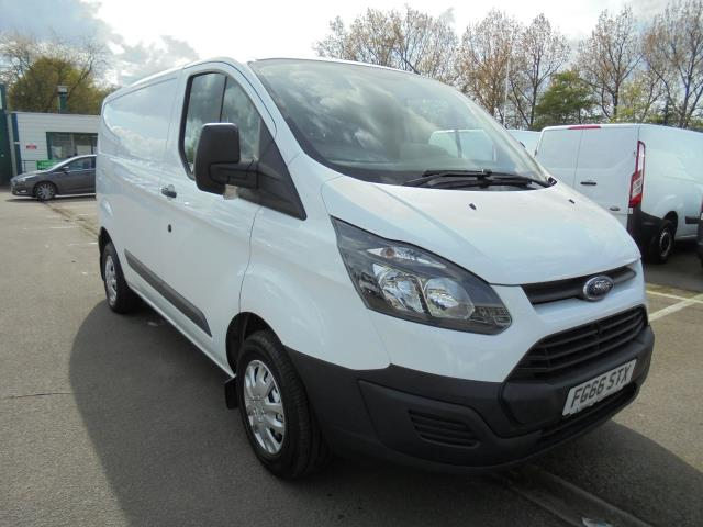 2016 Ford Transit Custom 290 L1 DIESEL FWD 2.2  TDCI 100PS LOW ROOF VAN EURO 5 (FG66STX)