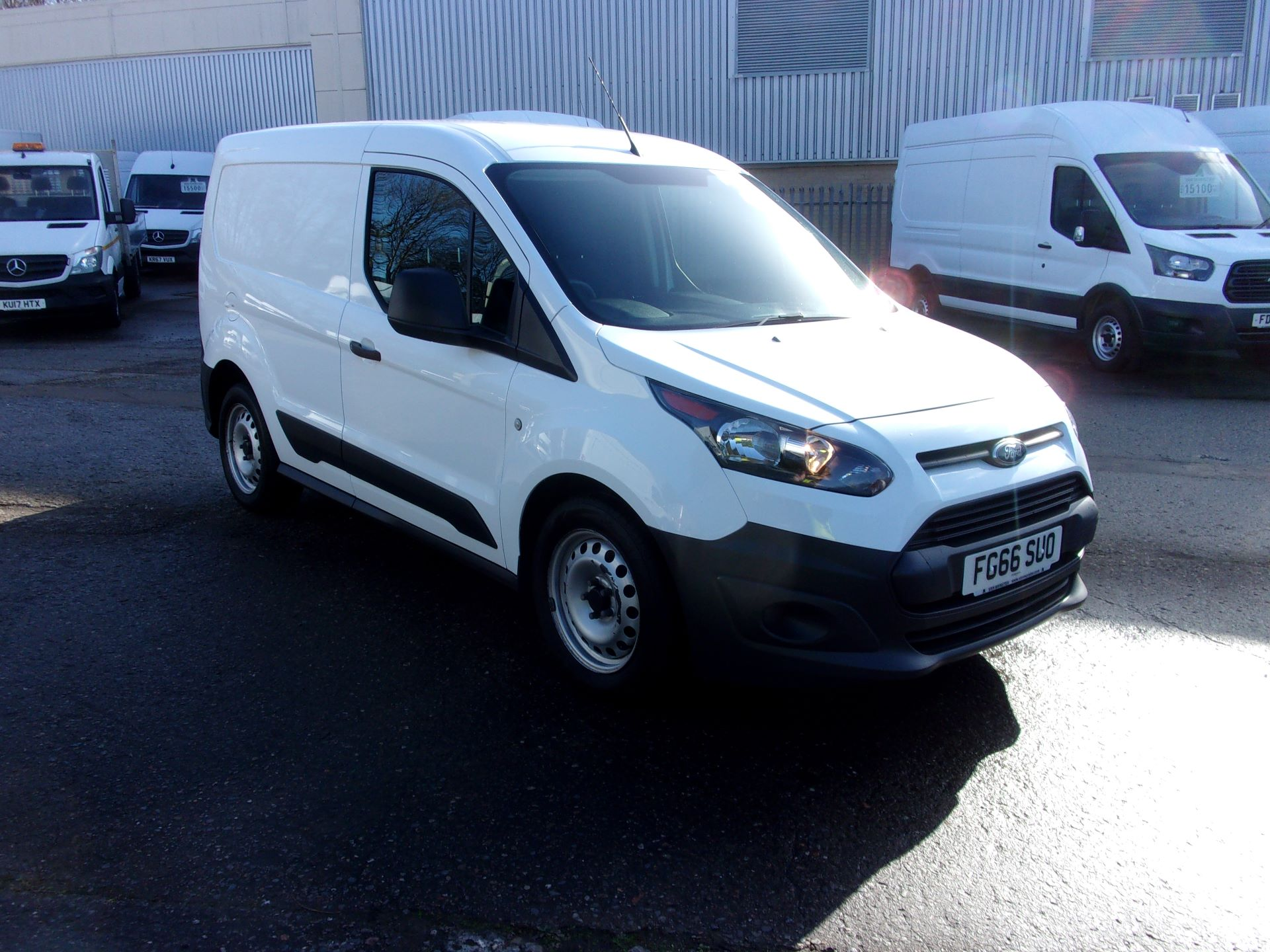2016 Ford Transit Connect 220 L1 DIESEL 1.5 TDCI 75PS VAN (FG66SUO)