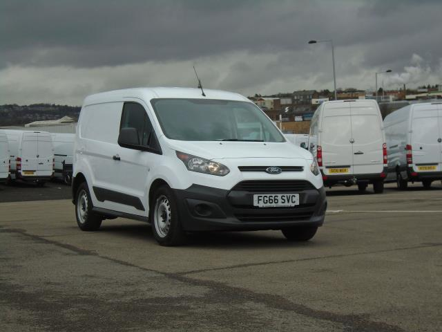 2016 Ford Transit Connect 1.5 Tdci 75Ps Van (FG66SVC)