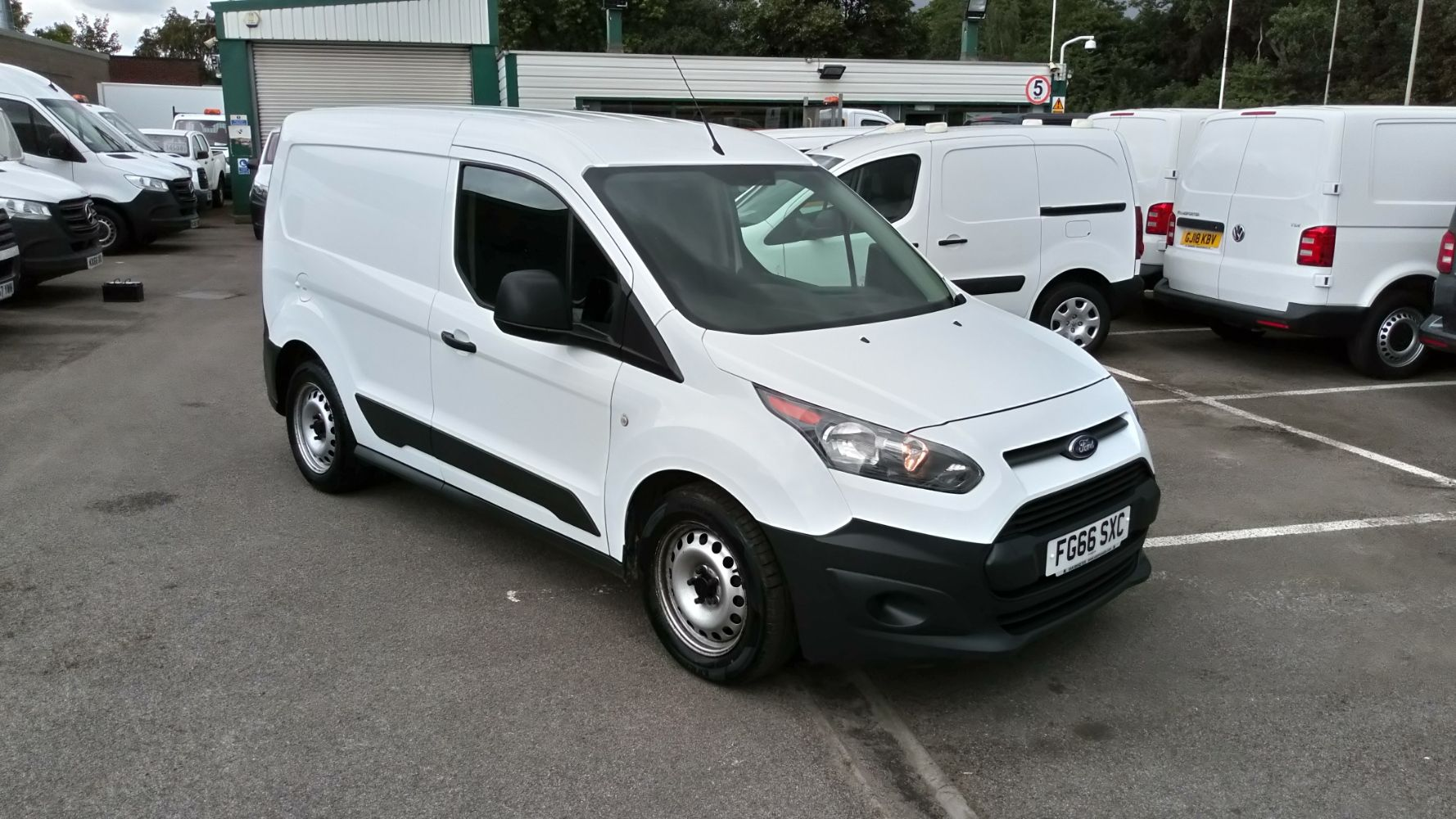 2016 Ford Transit Connect 1.5 Tdci 75Ps Van (FG66SXC)