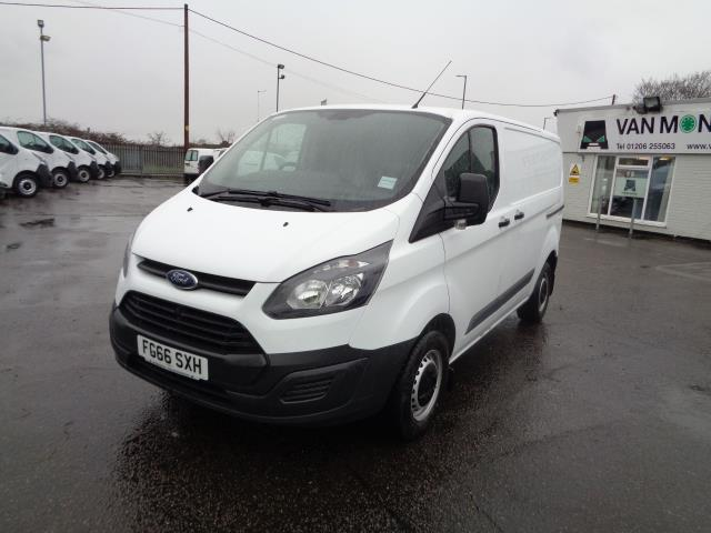 2016 Ford Transit Custom 2.2 Tdci 100Ps Low Roof Van (FG66SXH) Image 3