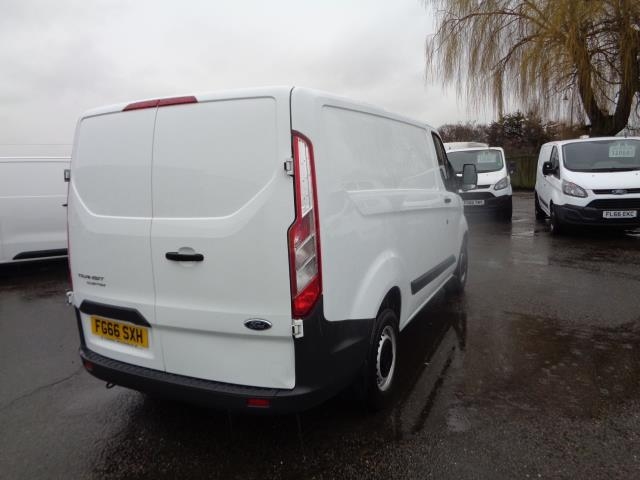 2016 Ford Transit Custom 2.2 Tdci 100Ps Low Roof Van (FG66SXH) Image 12