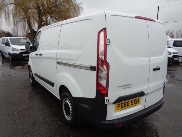 2016 Ford Transit Custom 2.2 Tdci 100Ps Low Roof Van (FG66SXH) Thumbnail 13