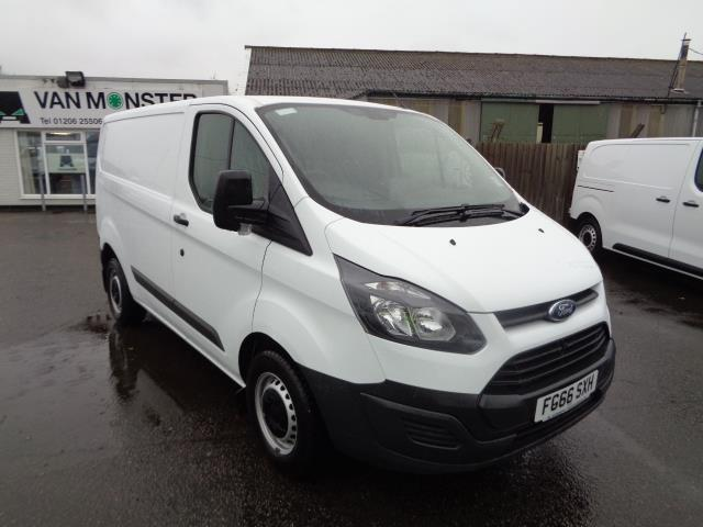 2016 Ford Transit Custom 2.2 Tdci 100Ps Low Roof Van (FG66SXH) Thumbnail 1