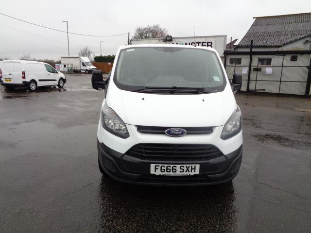 2016 Ford Transit Custom 2.2 Tdci 100Ps Low Roof Van (FG66SXH) Thumbnail 2