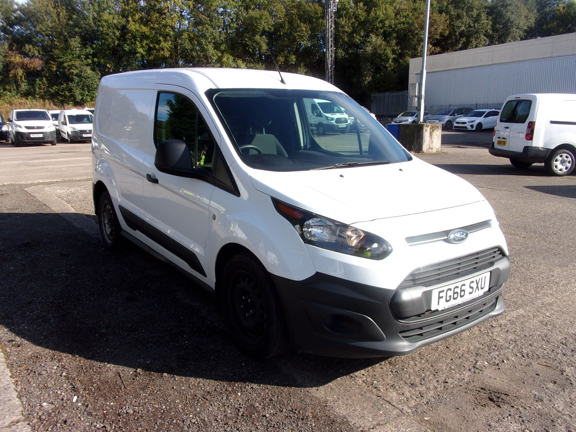 2016 Ford Transit Connect 220 L1 DIESEL 1.5 TDCI 75PS VAN (FG66SXU)