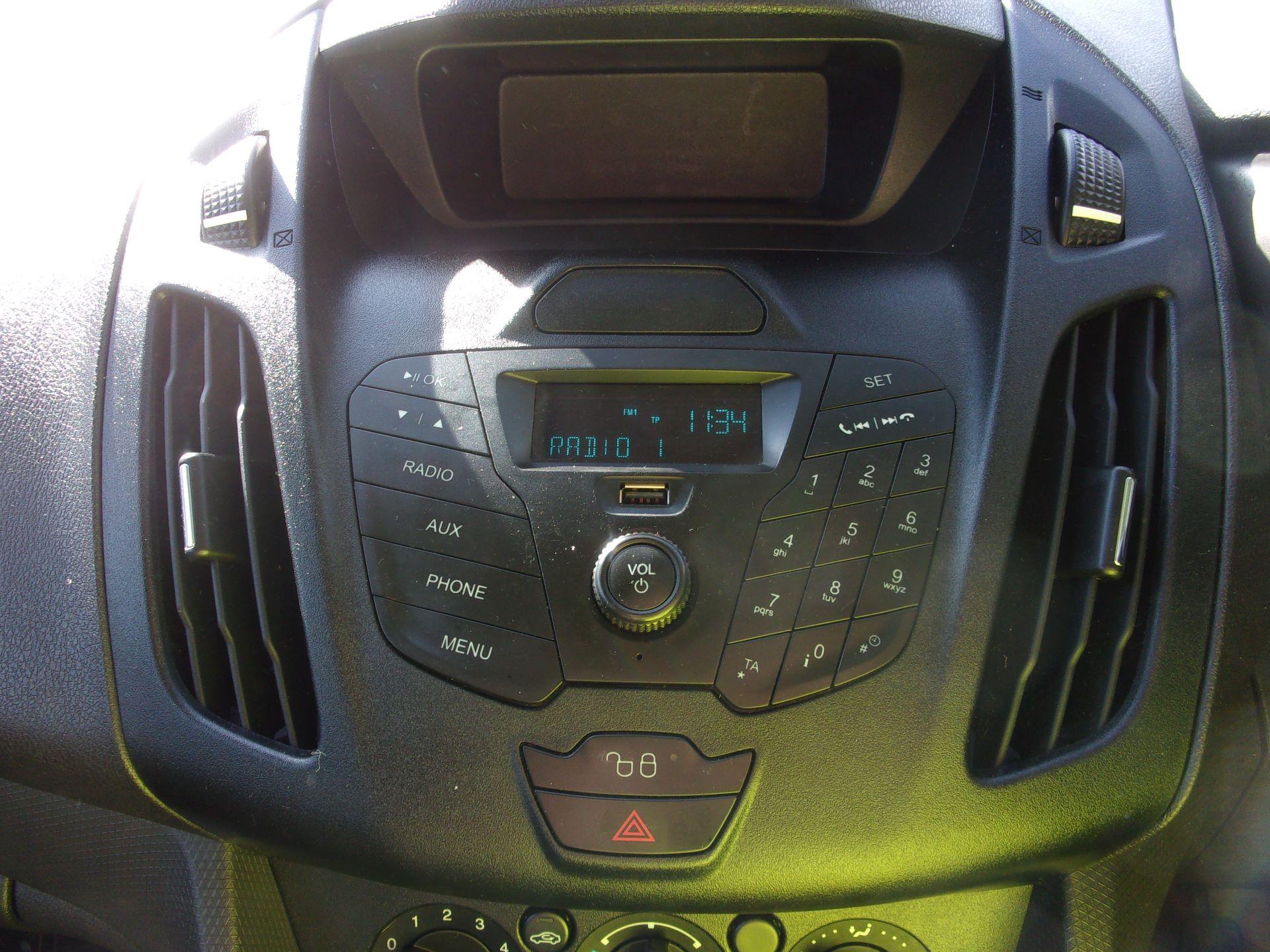 2016 Ford Transit Connect 220 L1 DIESEL 1.5 TDCI 75PS VAN (FG66SXU) Image 3