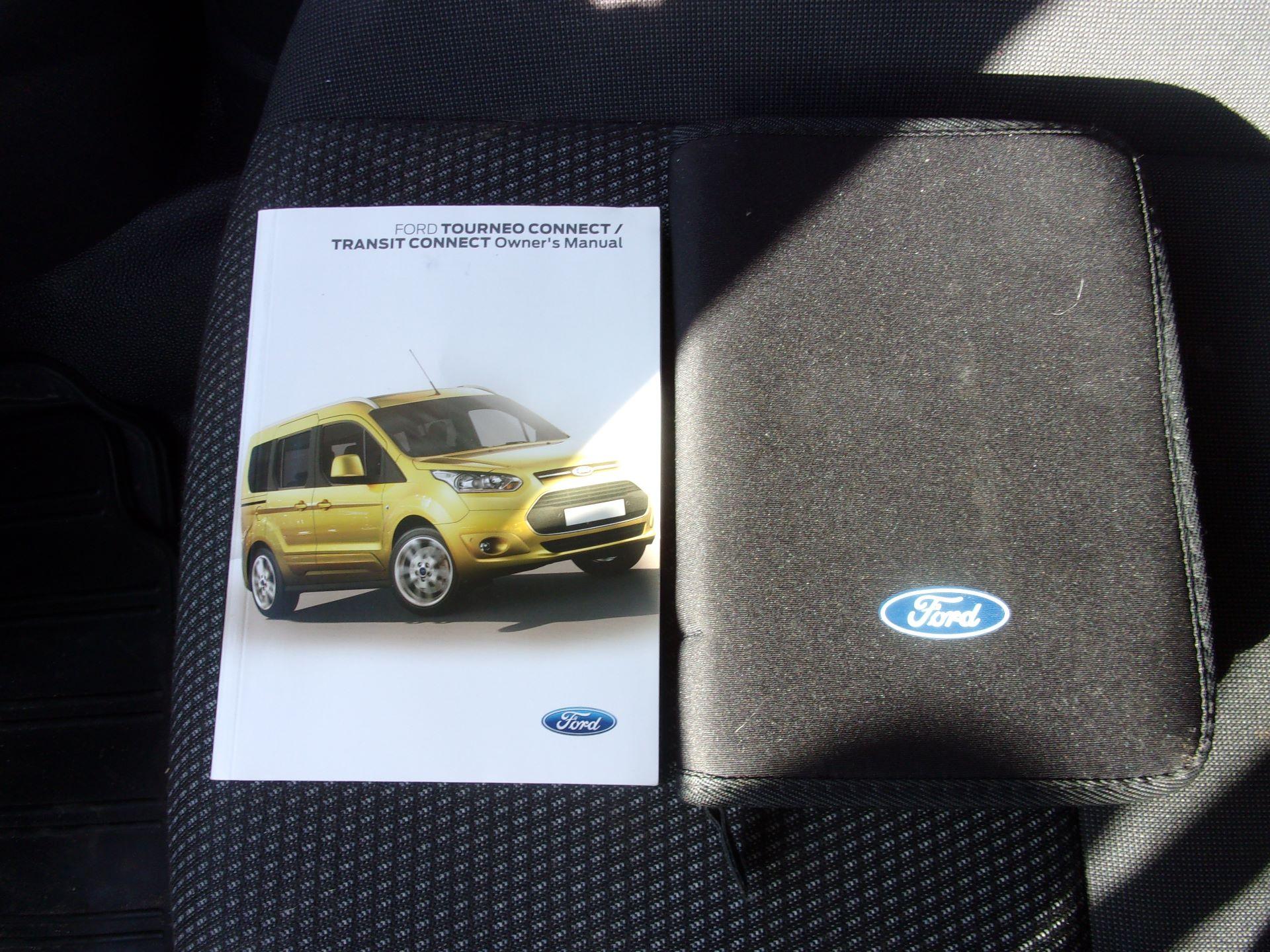2016 Ford Transit Connect 220 L1 DIESEL 1.5 TDCI 75PS VAN (FG66SXU) Image 21