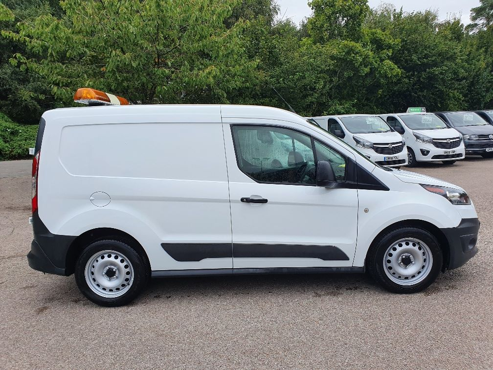 2016 Ford Transit Connect 1.5 Tdci 75Ps Van (FG66SYP) Image 4