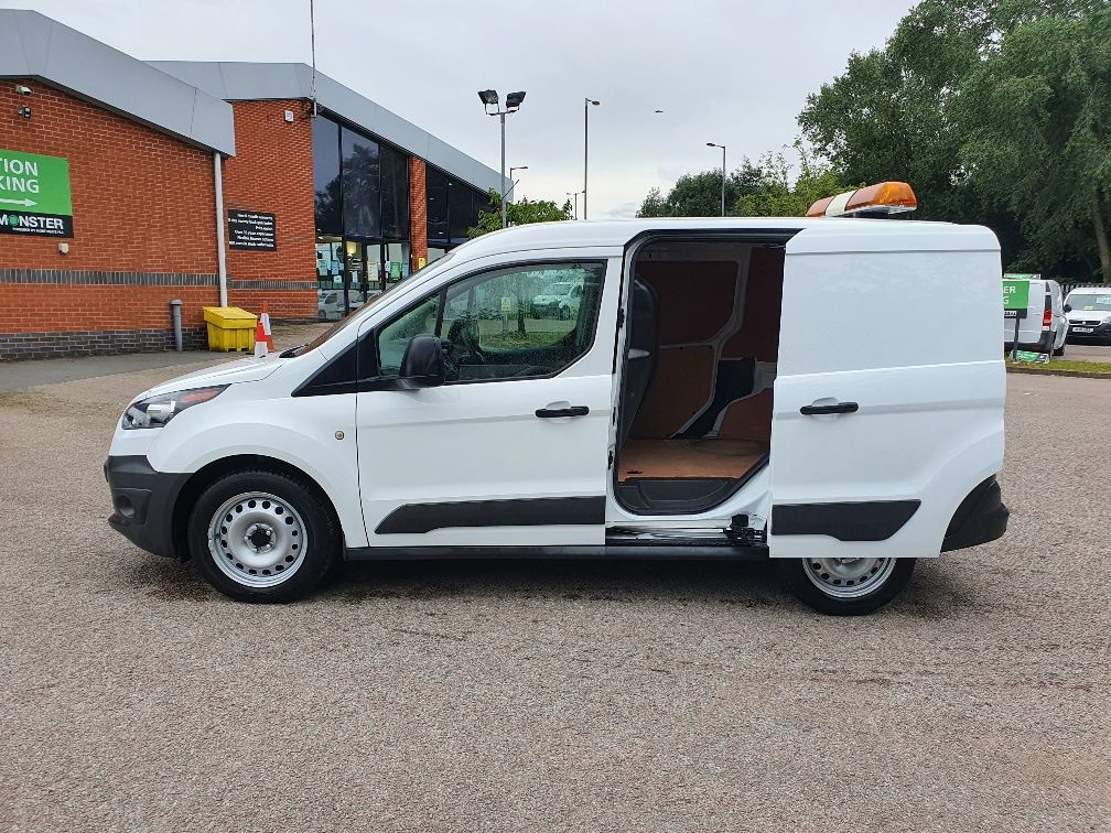 2016 Ford Transit Connect 1.5 Tdci 75Ps Van (FG66SYP) Image 13