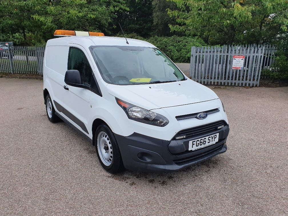 2016 Ford Transit Connect 1.5 Tdci 75Ps Van (FG66SYP)