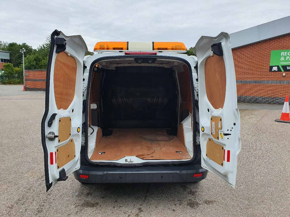 2016 Ford Transit Connect 1.5 Tdci 75Ps Van (FG66SYP) Image 10