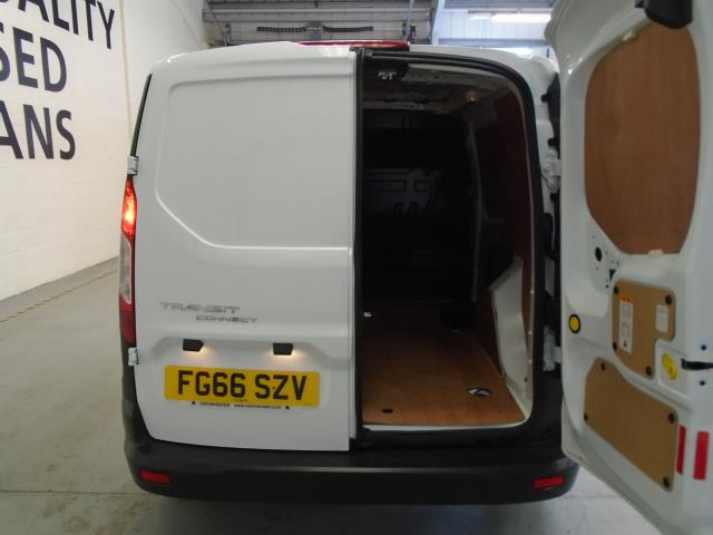 2016 Ford Transit Connect 220 L1 Diesel 1.5 TDCi 75PS Van EURO 6 (FG66SZV) Image 8