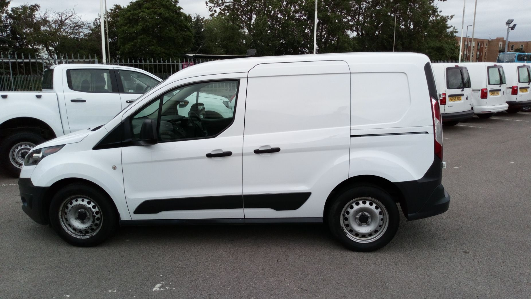 2016 Ford Transit Connect 1.5 Tdci 75Ps Van (FG66TDO) Image 6