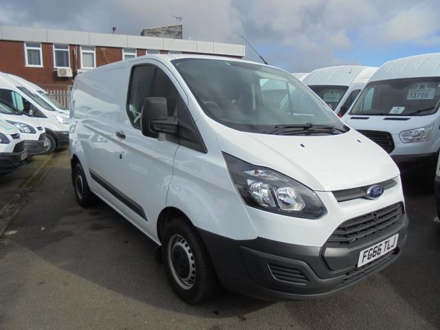 2016 Ford Transit Custom 290 L1 DIESEL FWD 2.2  TDCI 100PS LOW ROOF VAN EURO 5 (FG66TLJ)