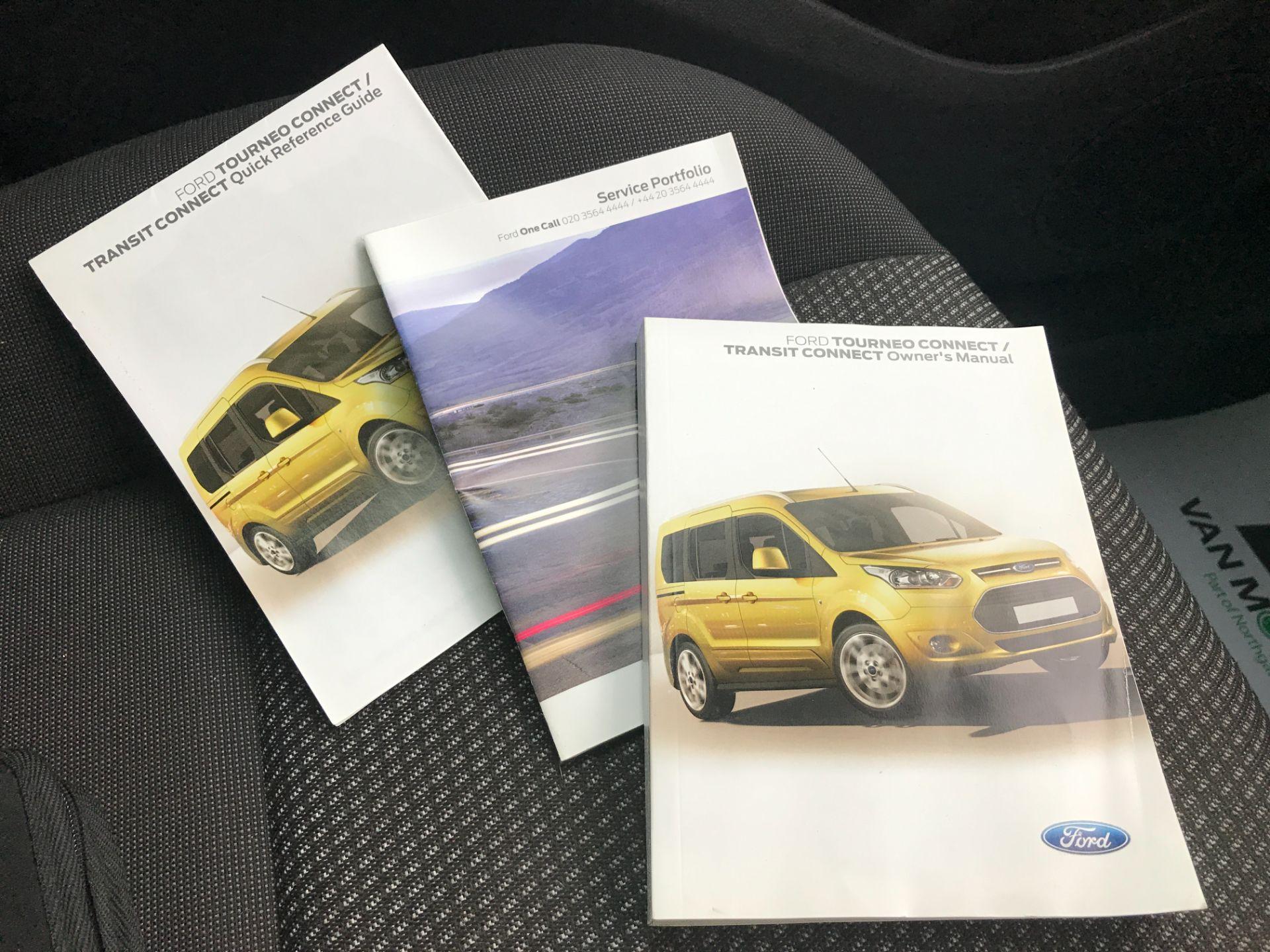 2016 Ford Transit Connect T220 L1 H1 1.5TDCI 75PS EURO 6  (FG66TLO) Image 26