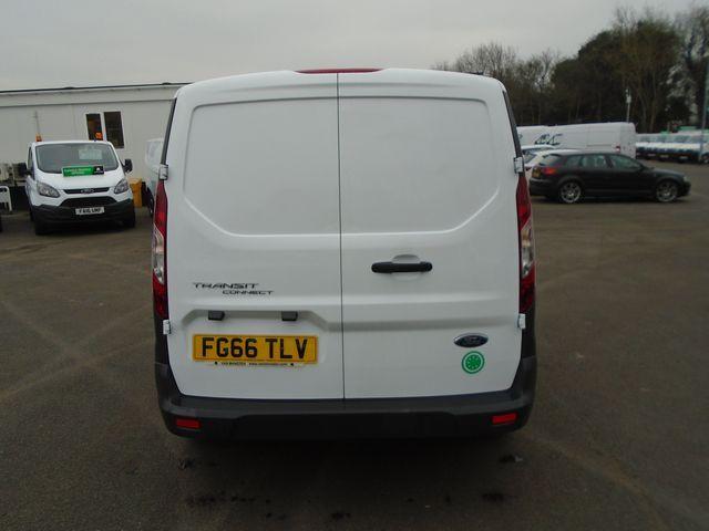 2016 Ford Transit Connect  T220 L1 Diesel 1.5 TDCi 75PS Van EURO 6 (FG66TLV) Image 6