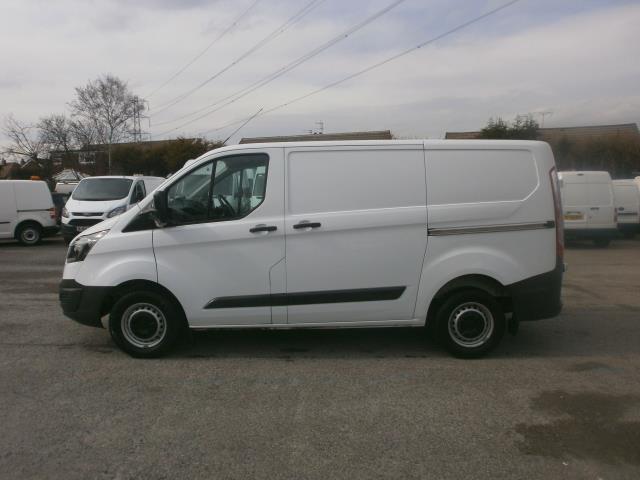 2016 Ford Transit Custom L1 SWB 2.2 Tdci 100Ps Low Roof Van EURO 5 (FG66TNU) Image 4