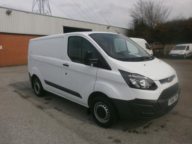 2016 Ford Transit Custom L1 SWB 2.2 Tdci 100Ps Low Roof Van EURO 5 (FG66TNU)