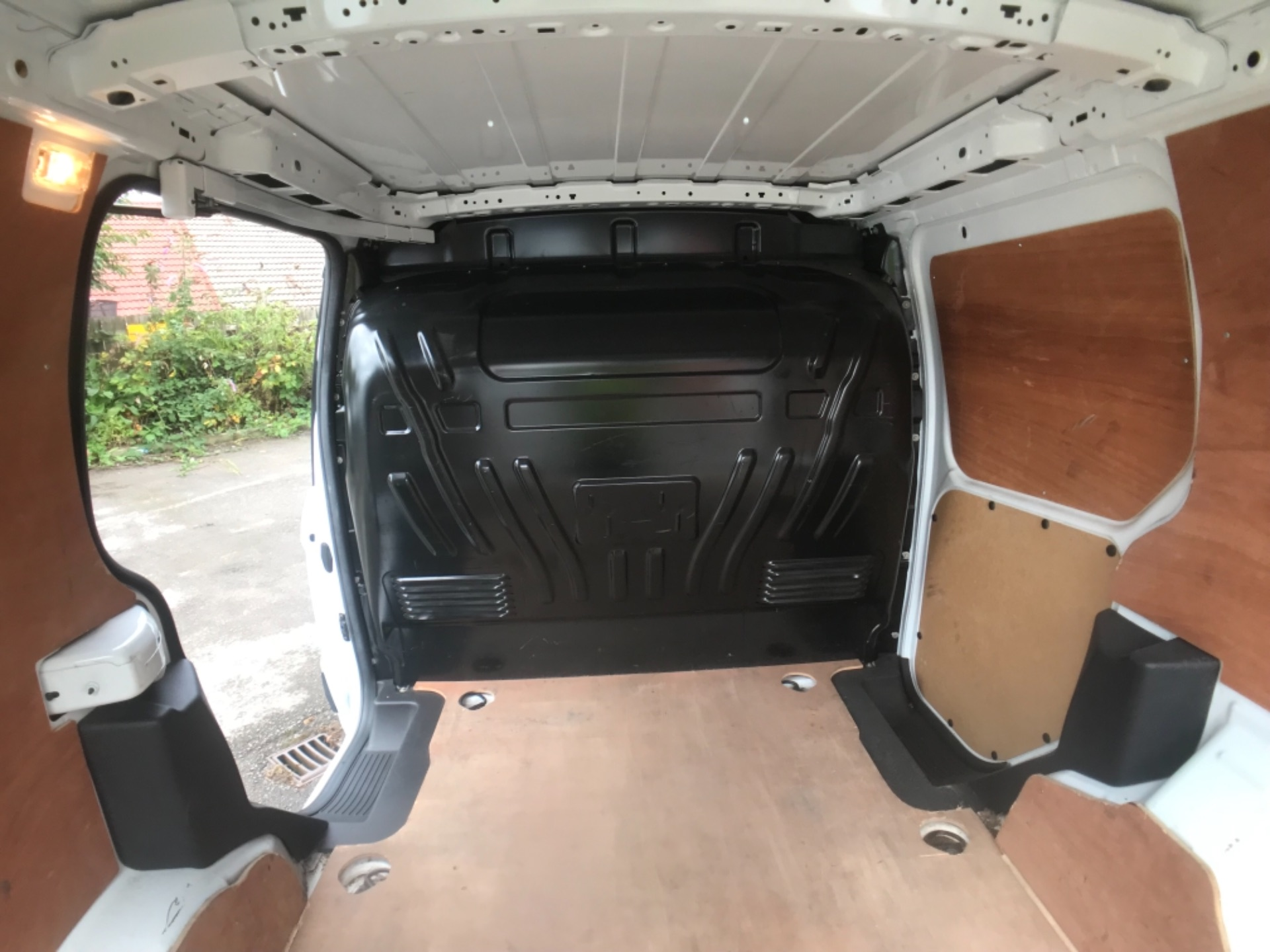 2016 Ford Transit Connect 1.5 Tdci 75Ps Van Euro 6 (FG66TTY) Image 11