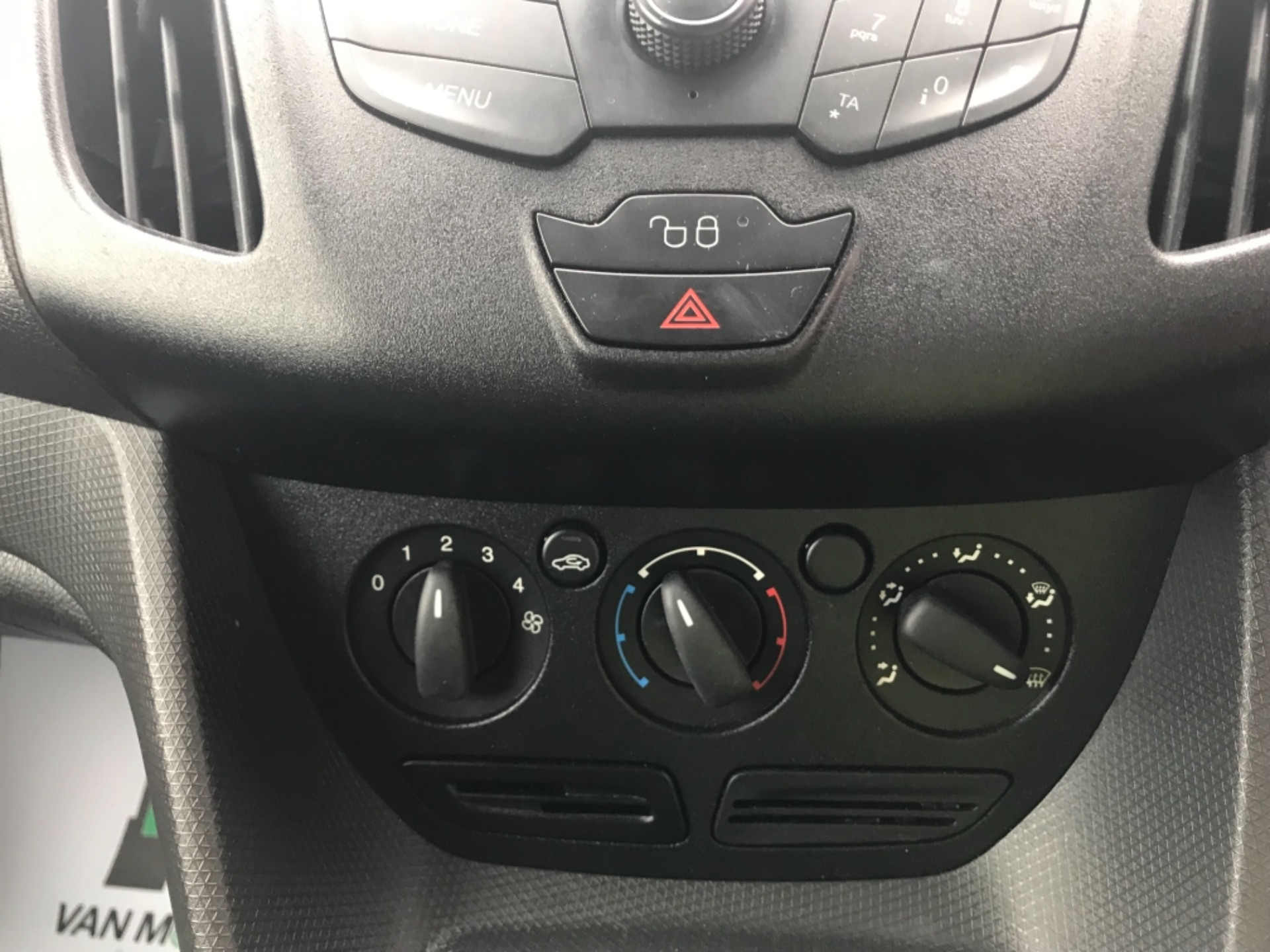 2016 Ford Transit Connect 1.5 Tdci 75Ps Van Euro 6 (FG66TTY) Image 15