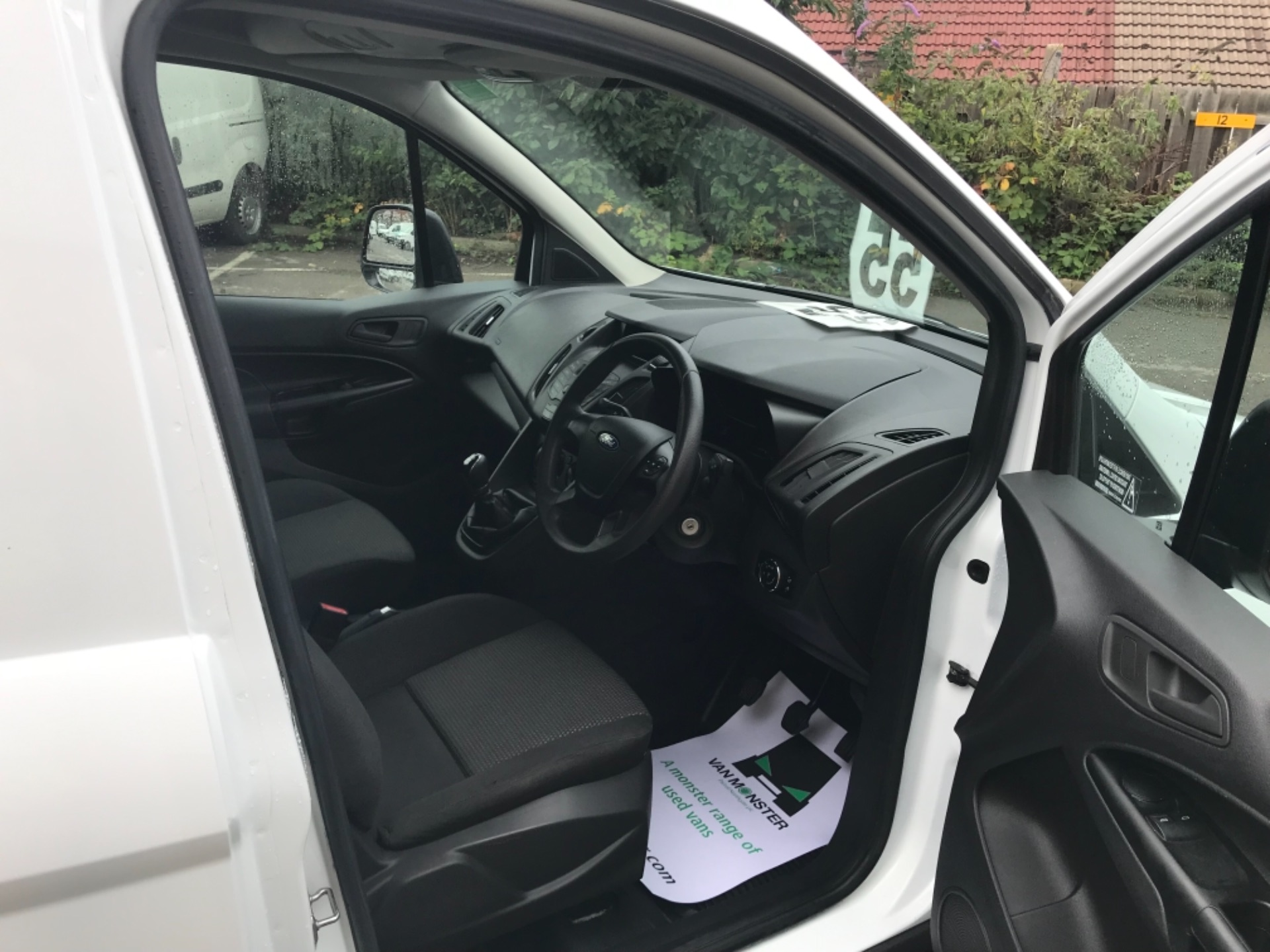 2016 Ford Transit Connect 1.5 Tdci 75Ps Van Euro 6 (FG66TTY) Image 12