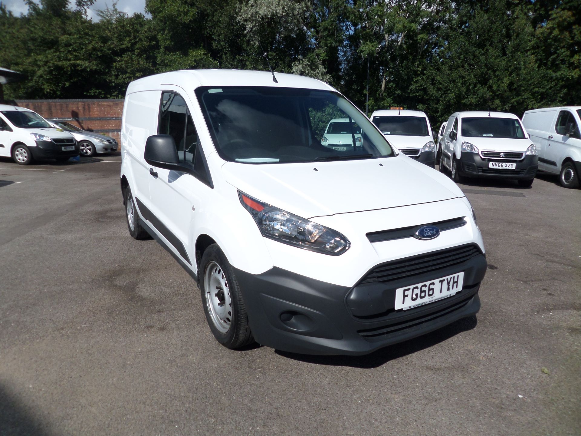 2016 Ford Transit Connect 1.5 Tdci 75Ps Van Euro 6 (FG66TYH)