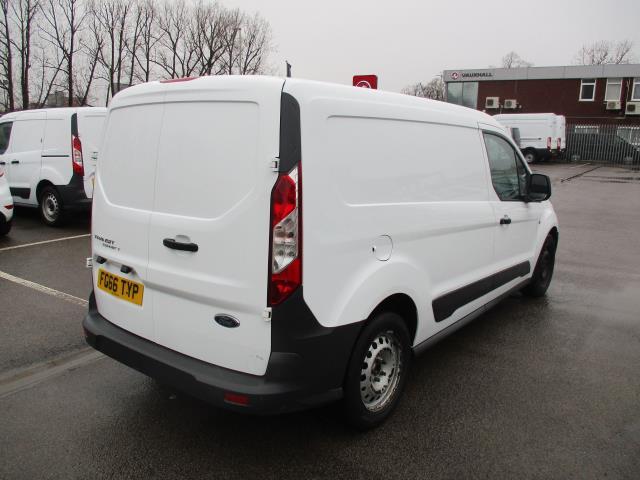 2016 Ford Transit Connect LWB  210 L2 DIESEL 1.5 TDCi 75PS VAN EURO 6 (FG66TYP) Image 7